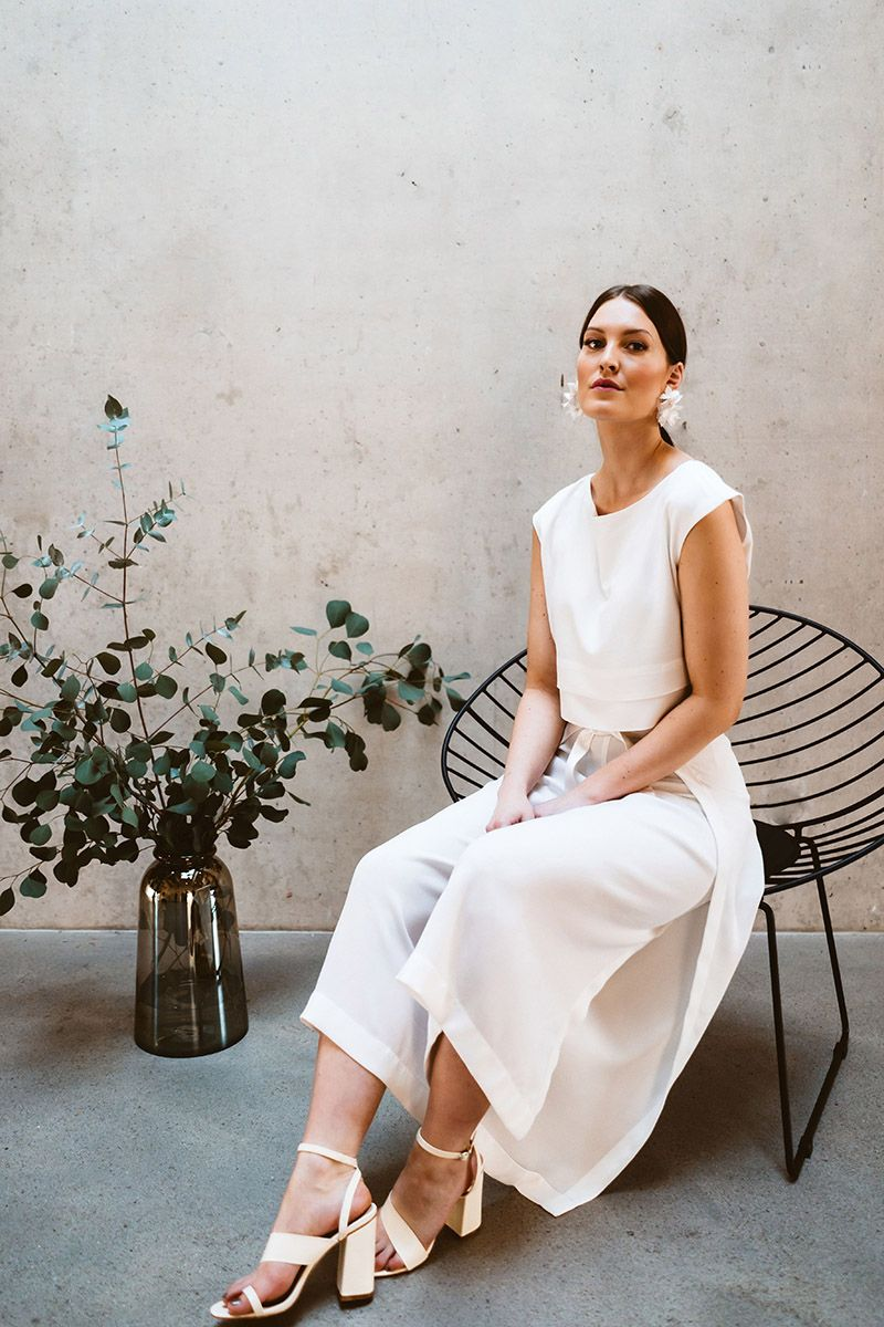 you. me. oui. | standesamtliche trauung kleid, modestil, outfit