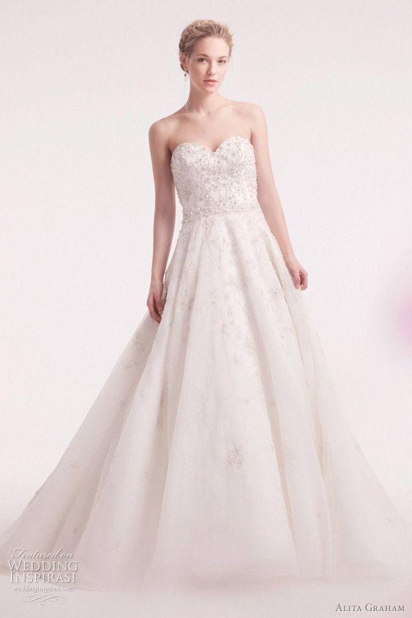 Alita Graham Wedding Dresses 2012 | Wedding | Bridal Gowns ...