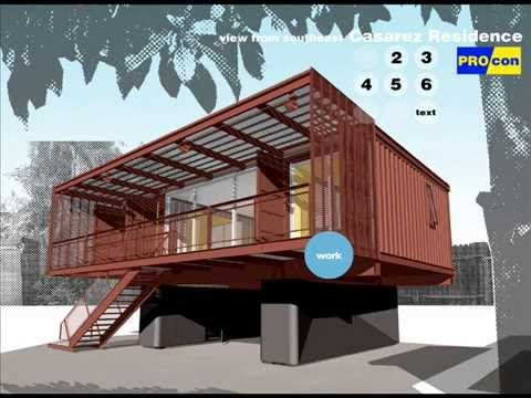 Design Container Home Concept Save My Planet Ewaste Shipping Container Homes In Thailand .