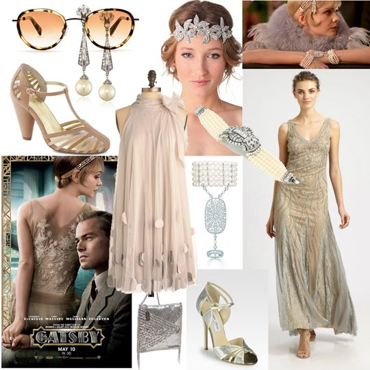 The Great Gatsby Movie 2017 Fashion Style