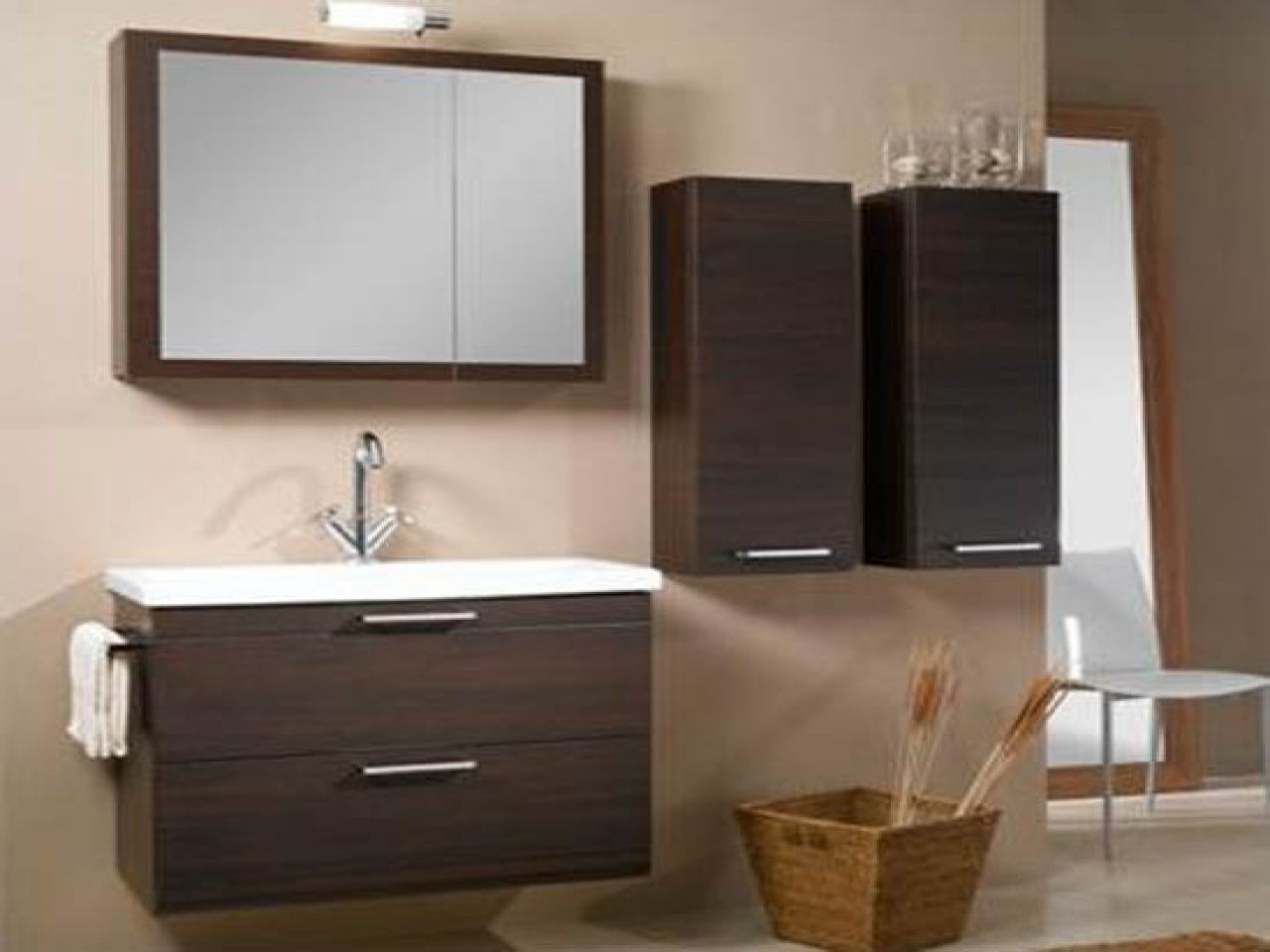 Small modern bathroom vanity interior paint color trends check