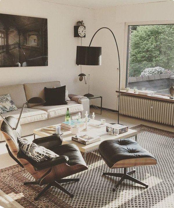 Hereinspaziert! 10 neue Wohnungseinblicke auf #Wohnzimmer - wohnideen wohnzimmer farben