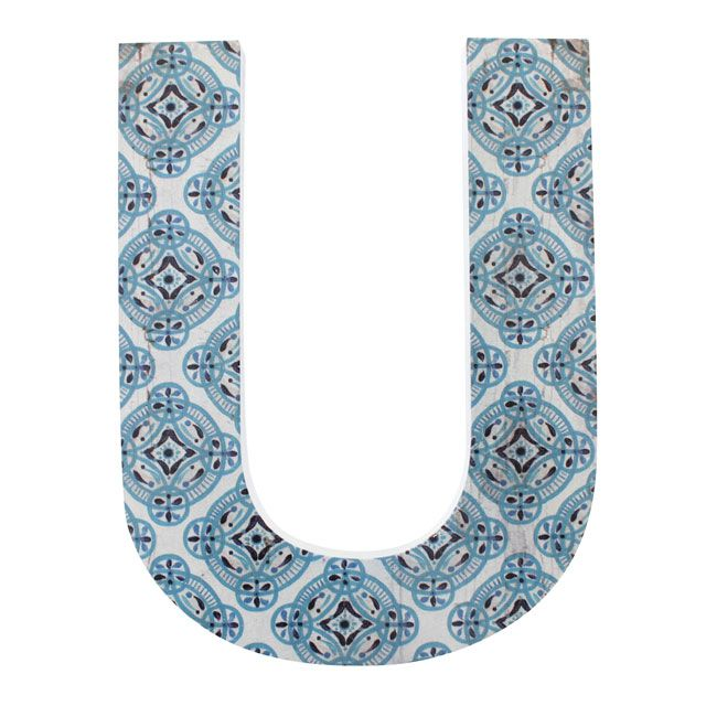 Wholesale 'u' wall plaque - Something Different