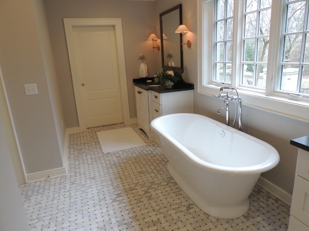 Meridian Kessler Master Bath Remodel Indianapolis Remodeling