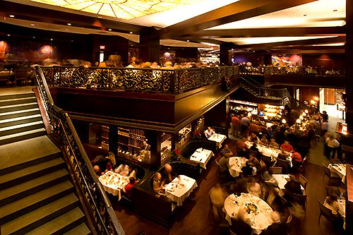 Del Frisco's, New York City - Try: Crab Cakes and Beef ...