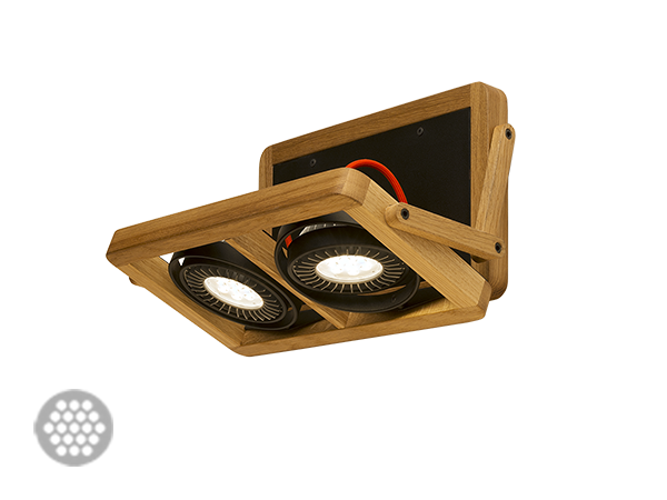 Arbo Wood and LED technology Pendant Lighting - iD Lights #ledtechnology