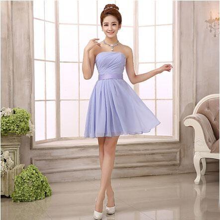 Einfaches Kleid für Partei 2015