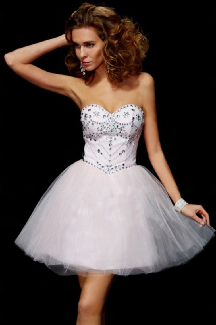 homecoming dresses new arrival a line sweetheart short organza