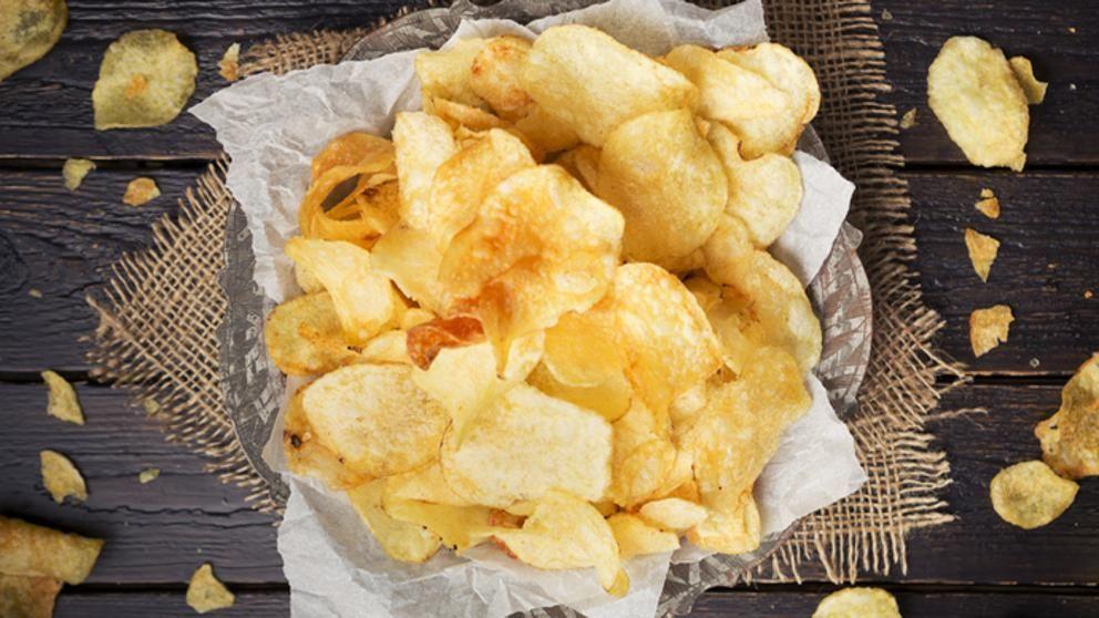El truco infalible para hacer patatas fritas crujientes