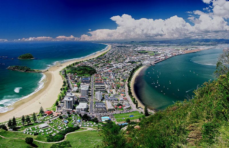 Mount Maunganui, New Zealand | Visit new zealand, Cool places to visit, New  zealand travel