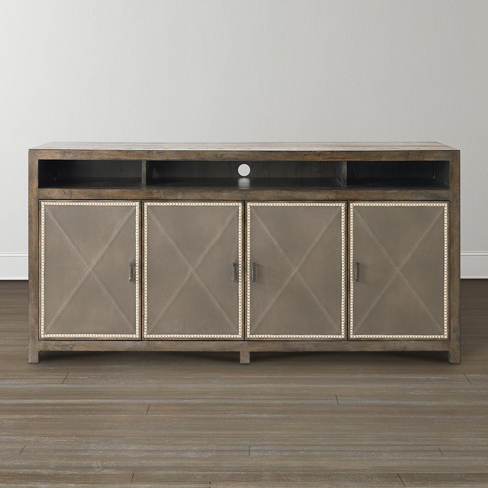 Entertainment Console By Bassett Furniture