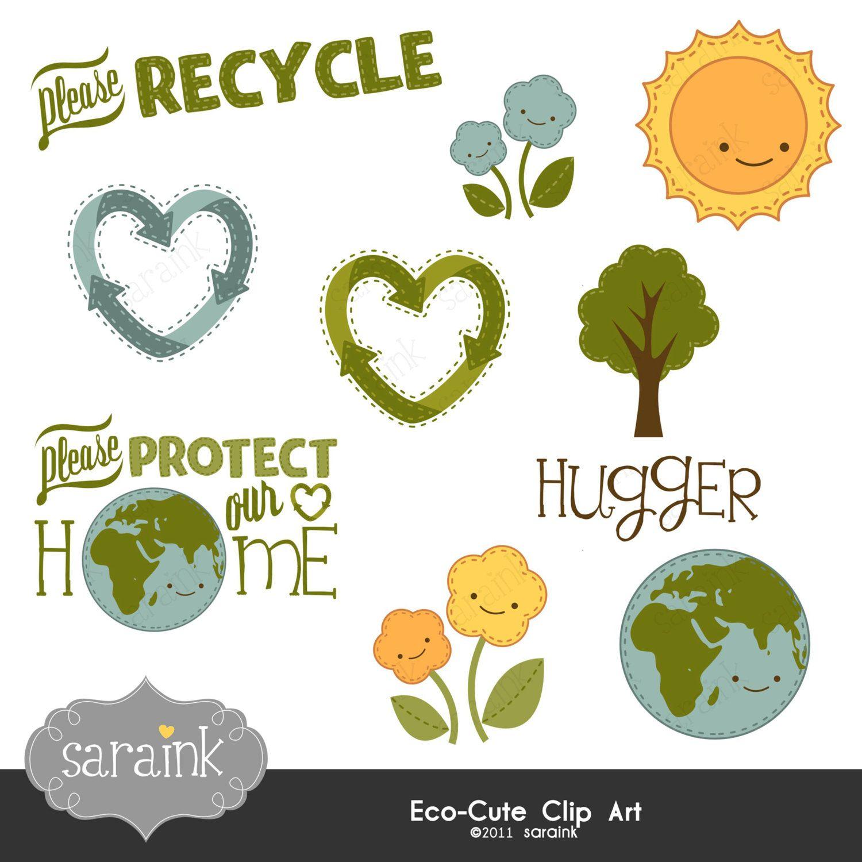 Earth Clipart Globe Clipart Sun Clipart Recycling Clipart Etsy Cute Clipart Earth Clipart Clip Art