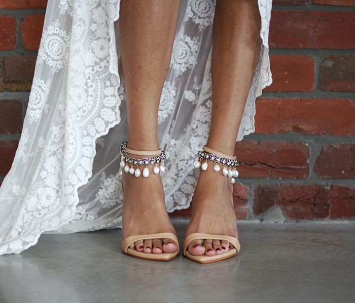 BoHo Schuhe Riemchen Schuhe Hippie Schuhe Schuhe