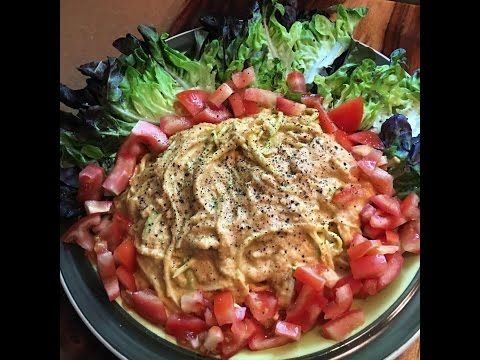 Omg must try dressingsauce my raw vegan dinner youtube food forumfinder Images