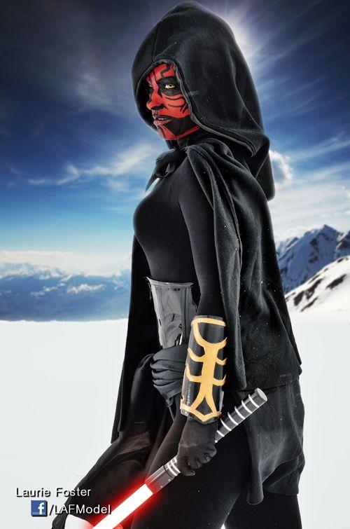 Phantasy star sexy cosplay