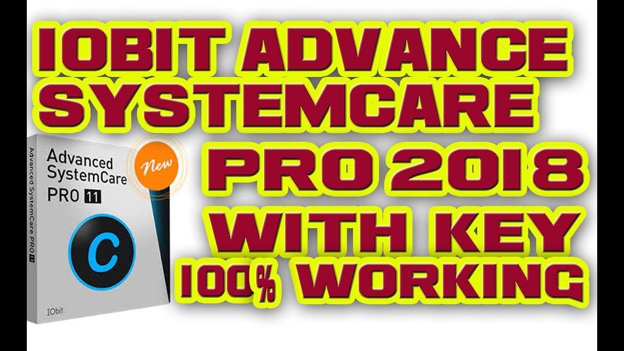 Advanced systemcare 11 license code
