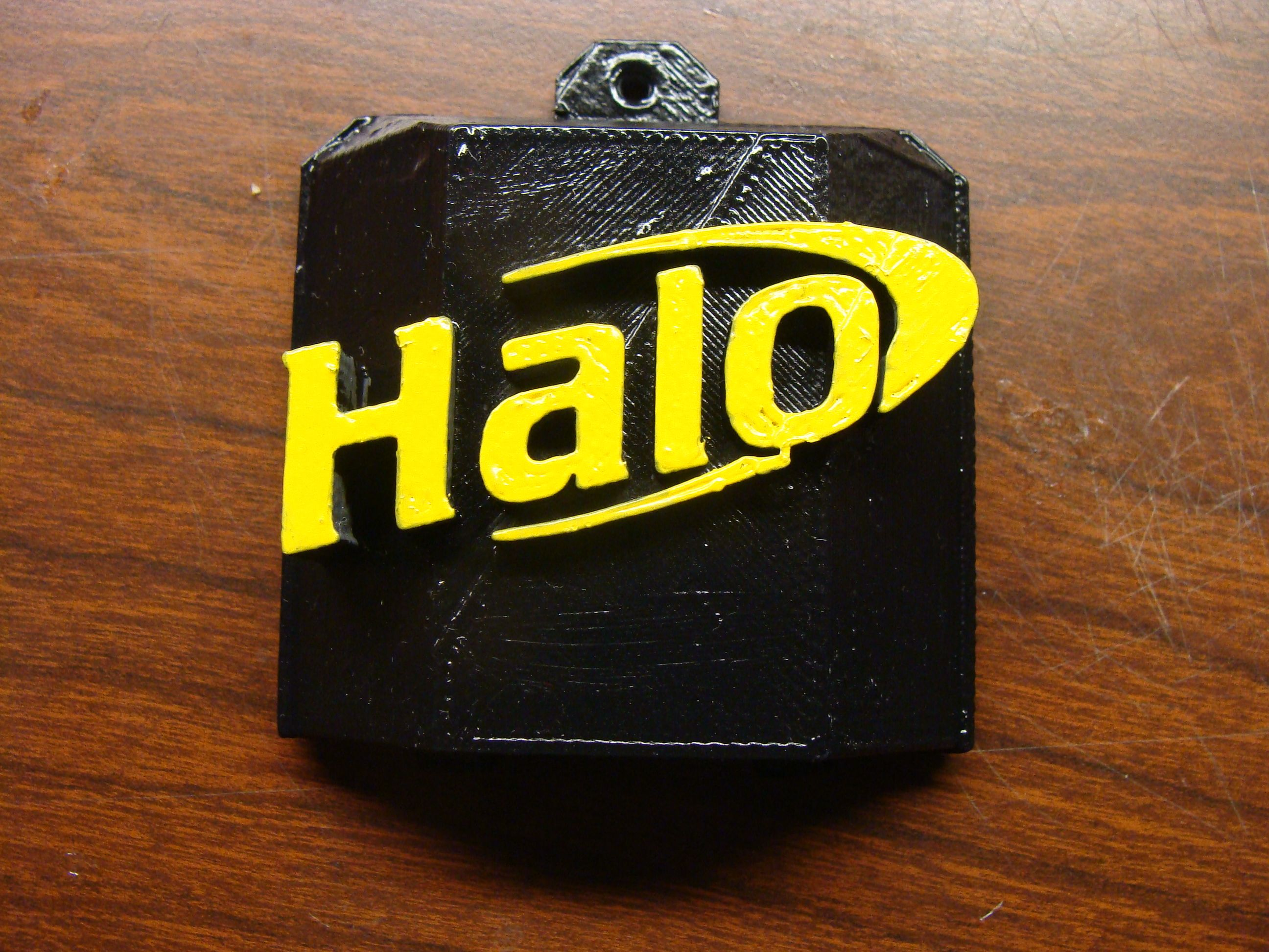 Color printing el paso tx -  El Paso Tx On Facebook 3d Printed Nerf Halo Battery Cover Designed Stl And Prototype Printed Design By Nathan Allan 2015