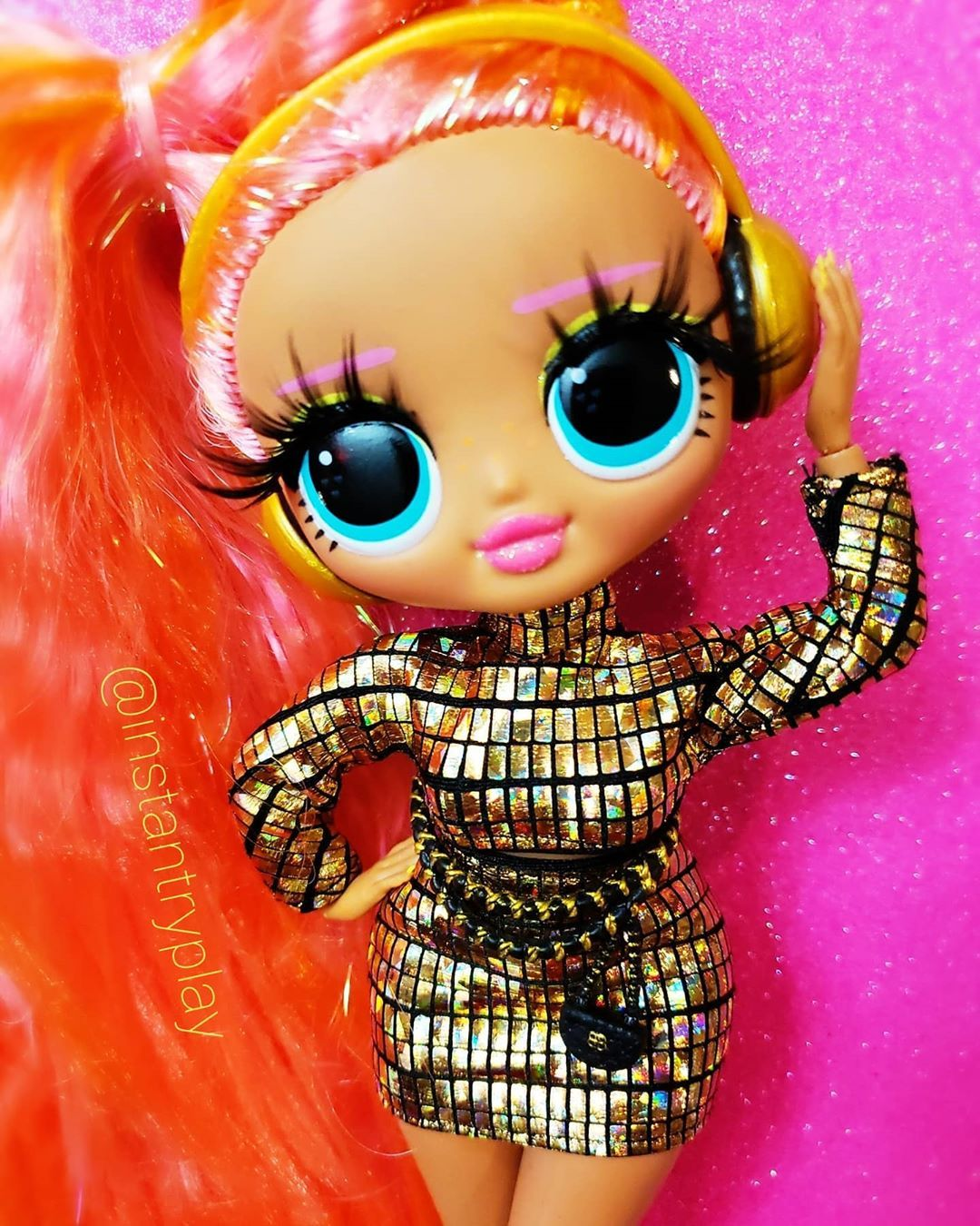 Another Amazing Hauntcoutureatelier Outfit Lolsurpriseomgdazzle Shopunboxrepeat Lolsurpriseomglights Toystagr Lol Dolls Pretty Dolls Beautiful Dolls