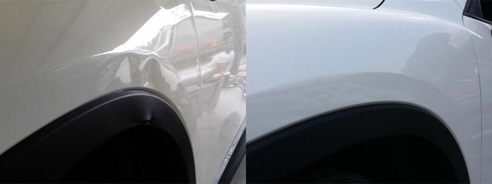 Dents Direct's mobile repair team will fix any dents or