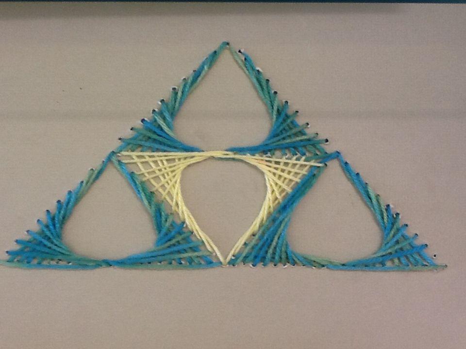 Geometry String Art Middle School