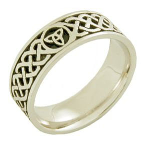 A New Wedding Band Possibility Celtic Bands Rings Tattoo