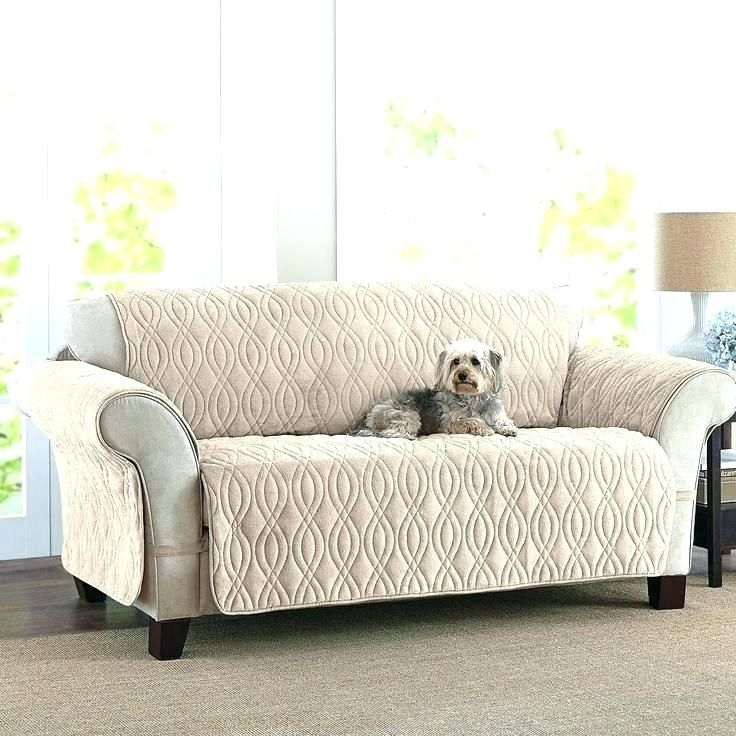 Dog proof couch covers pet sofa cover quilted sofa diy