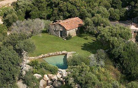 Le domaine de Murtoli, maisons d\u0027hôtes de charme en Corse U me