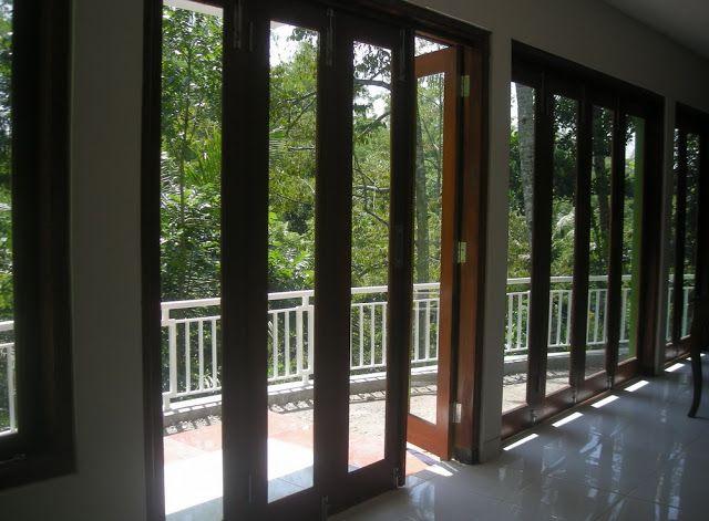 minimalist house door