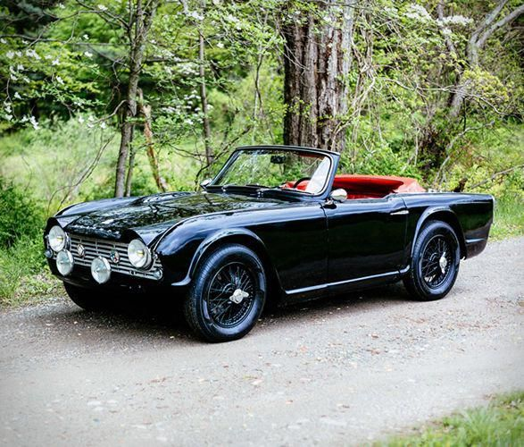 1961 Triumph TR4 #newsportscars,luxurysportcar,newsportscars,nicesportscars,sportscarsbeautiful,supersportcar,bestsportscars,exoticcars,exoticcarsdreams,fastsports