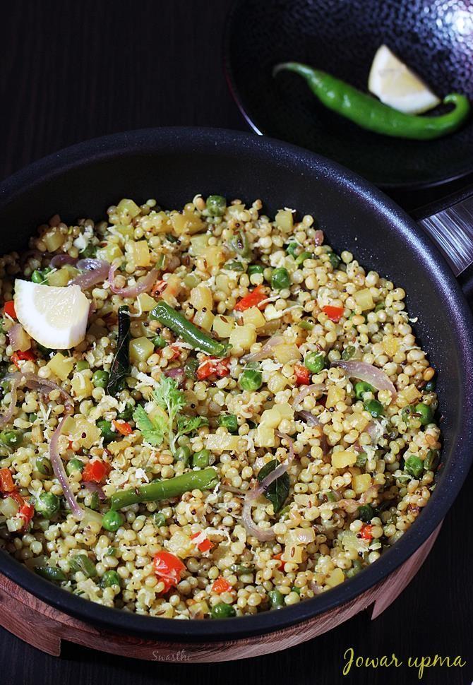 Jowar upma recipe jonna upma jowar recipes recipe upma jonna upma recipe forumfinder Images