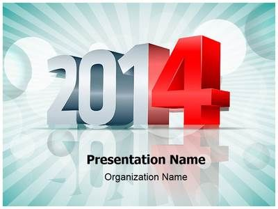 new year event powerpoint template is one of the best powerpoint templates by editabletemplatescom