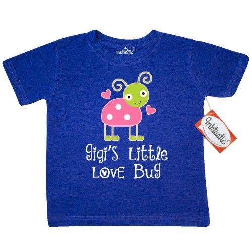 inktastic Gigis Girl Toddler T-Shirt