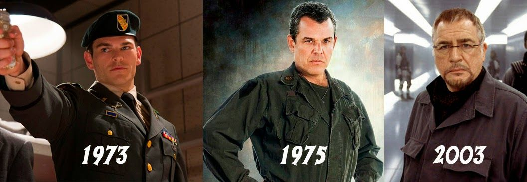 X Men Days Of Future Past William Stryker WILLIAM STRYKER , Josh...