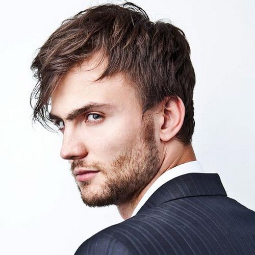 Pleasing 1000 Images About No Comb Overs Please Great Styles For Thinning Hairstyles For Men Maxibearus