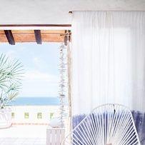 Un salon dominé par le violet pinterest deco inspiration intérieur
