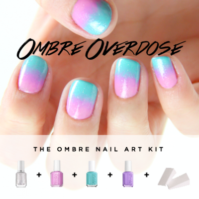 I Am In With This Nail Art Design I Cant Believe This Ombr Nail