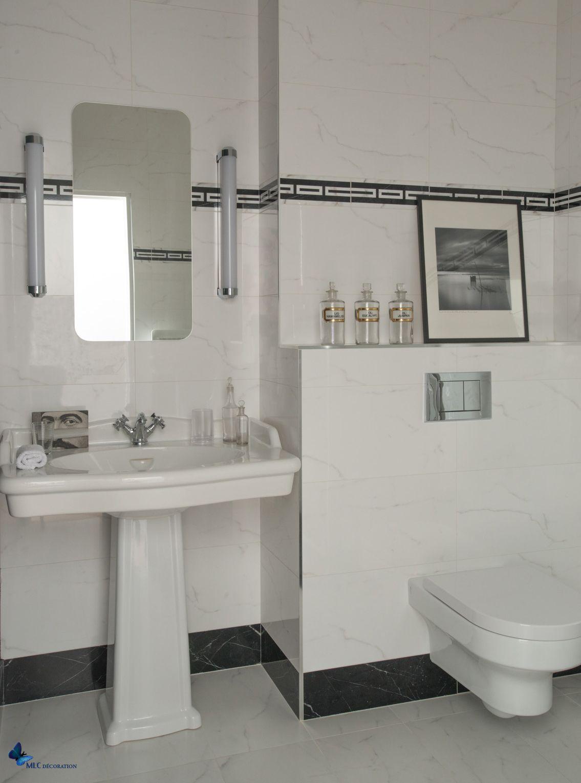 salle de bain romantique blanche | sdb 2 | Pinterest | Salle de bain ...