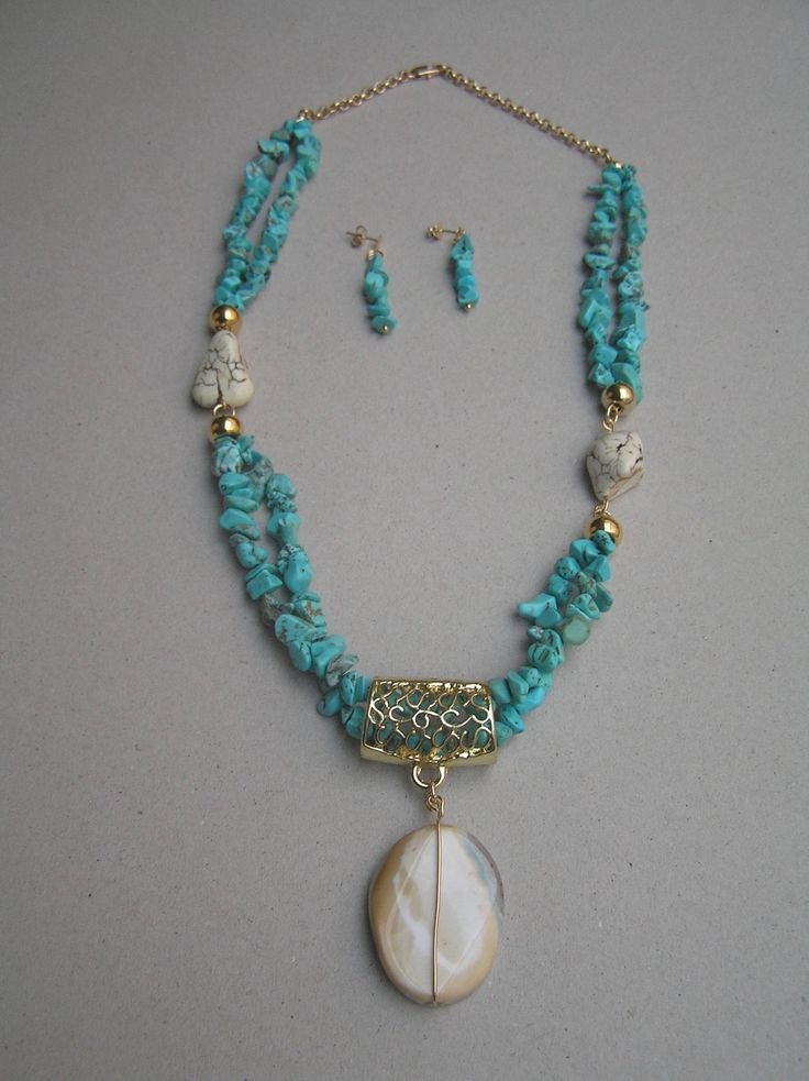 25 best ideas about collares con piedras on pinterest - Piedras para collares ...