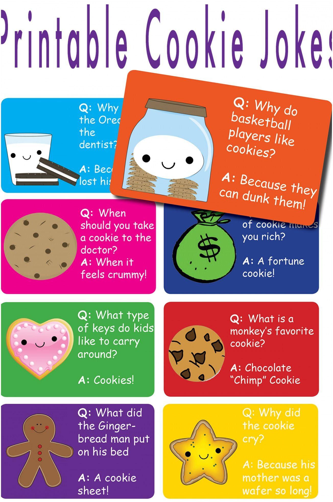 44+ Cookie joke info
