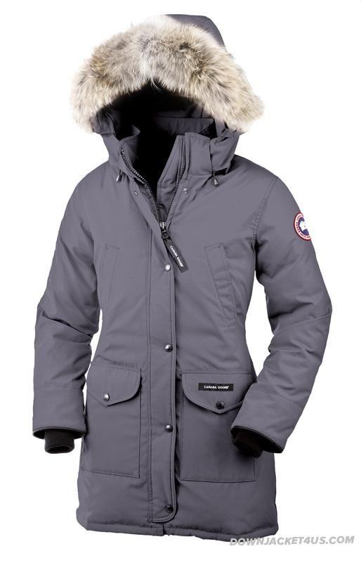 Canada Goose Women Trillium Parka Grey 022399302e