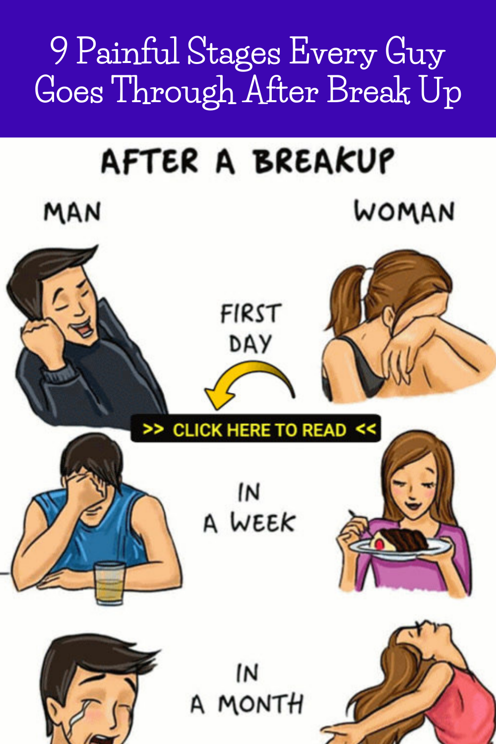 Pin On Amazing Pins The video being shared all over social media appears to begin right after the girlfriend tells her boyfriend that she's breaking up with him. pinterest