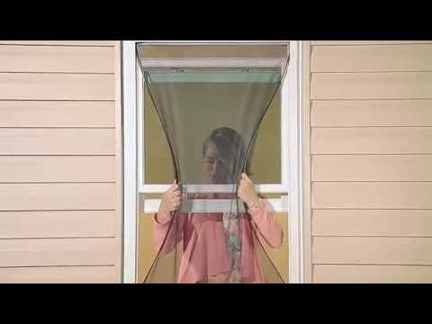 Want To Have A Screened In Porch But Don T Know For What You Would Use It Read More About How Our Flex Scre Flex Screen Flexible Window Screen Window Screens