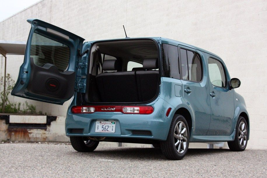 Make Model Year Color Nissan Cube 2017 Turquoise