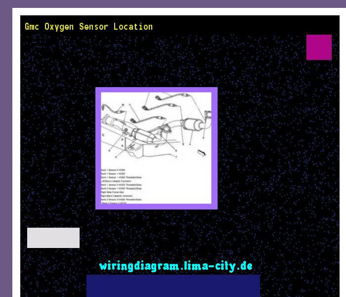 Gmc Oxygen Sensor Location Wiring Diagram 185548 Amazing Wiring Diagram Collection Oxygen Sensor Gmc