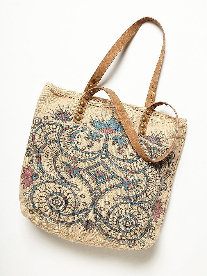 Gilded Age Tote