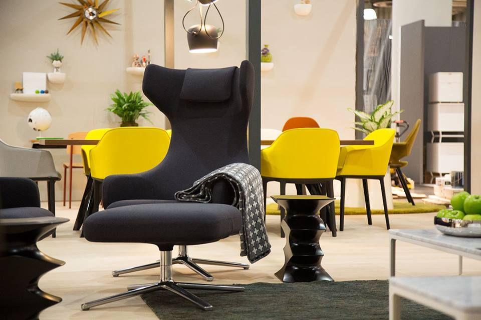 Grand repos vitra lounge furniture soft seating
