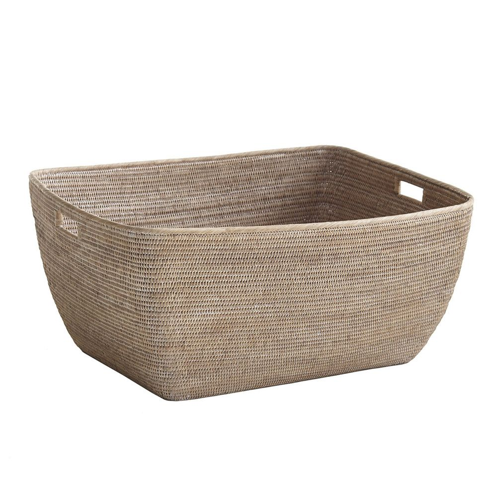 Large Family Basket -- this is the biggest one I have found so far...like the lighter color.