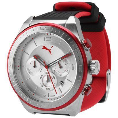 Netshoes  - Relógio Puma edge R  69,90 cunhas   Relógio Puma.   Watches ea5e272040