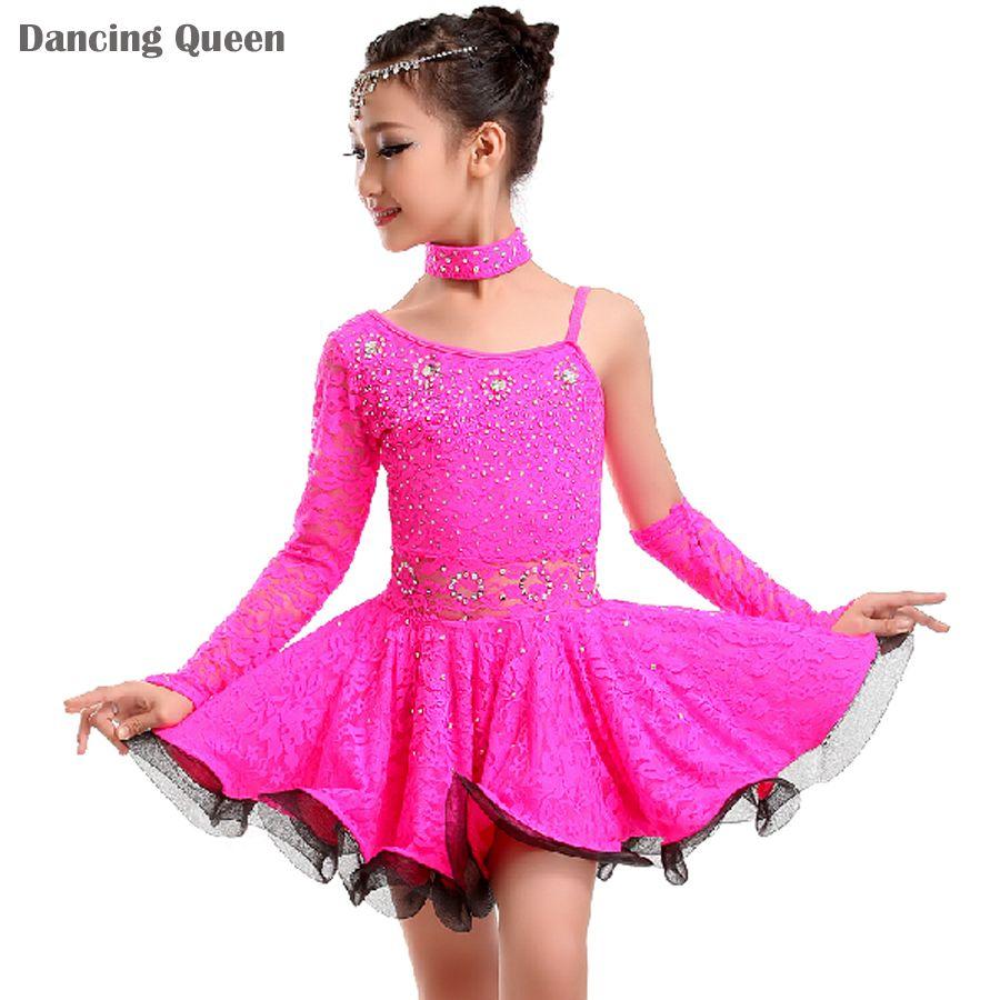 Abiti da ballo jive cafe  Latin dance dresses, Girls dance