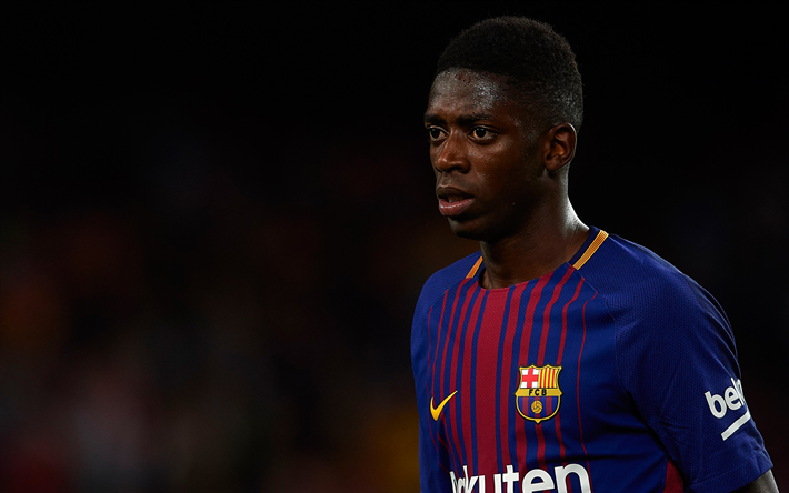 a734f3e49 Download wallpapers Ousmane Dembele